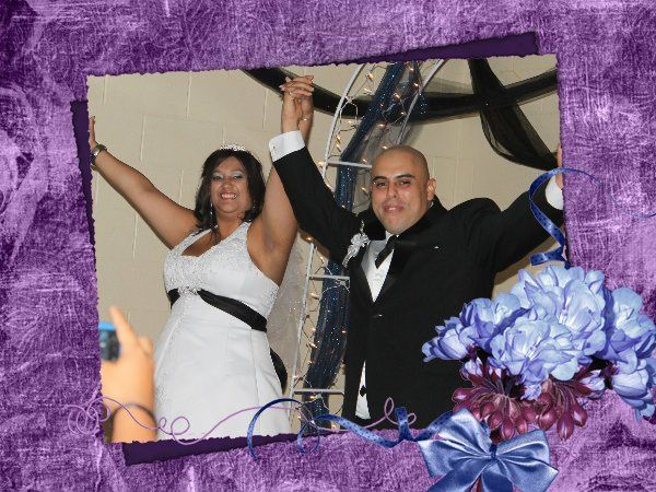 Wedding at a Local Union Hall -- Hammond, Indiana