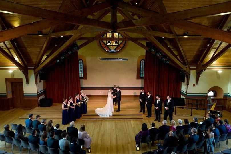 Chapel Ceremony