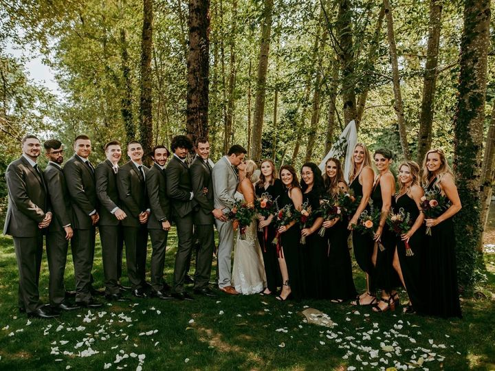Tmx Hi Rez Couple With Bridesmaids And Groomsmen 51 1985137 159995609820756 North Bend, WA wedding venue