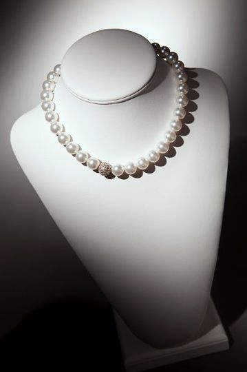 Grace Necklace   Pearls available in 35 colors