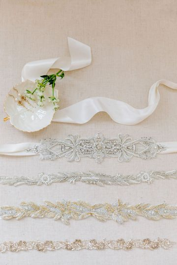 Bridal belts