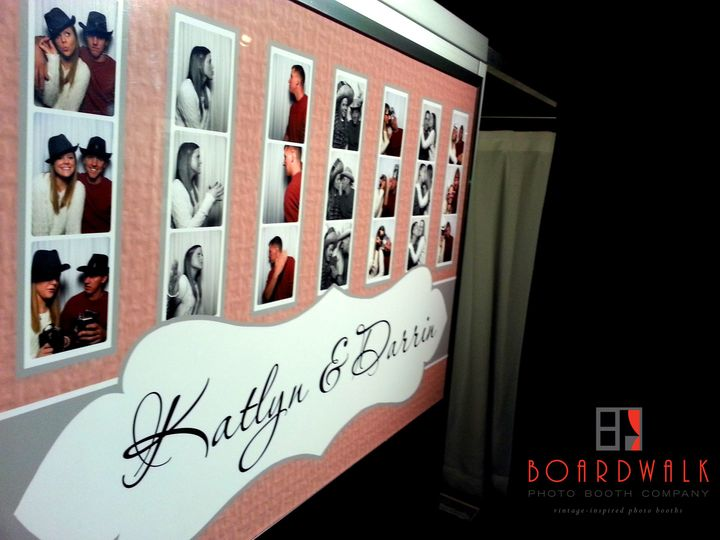 Custom Photo Booth Sign