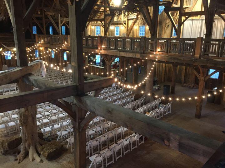 The Swan Barn Door Venue Wisconsin Dells Wi Weddingwire