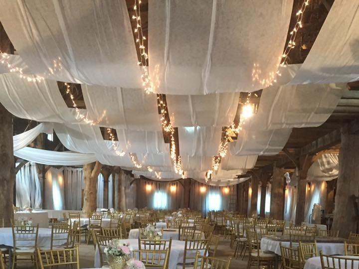 Tmx 1484930591943 Swan Barn Door 2 Wisconsin Dells wedding venue