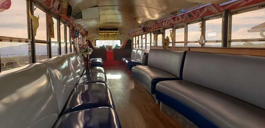 Party and School Bus Rental