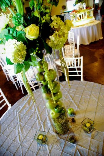 event design & flowers by all in the details