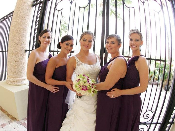 Tmx 1375722080484 Bride Large Spot Boca Raton, FL wedding beauty