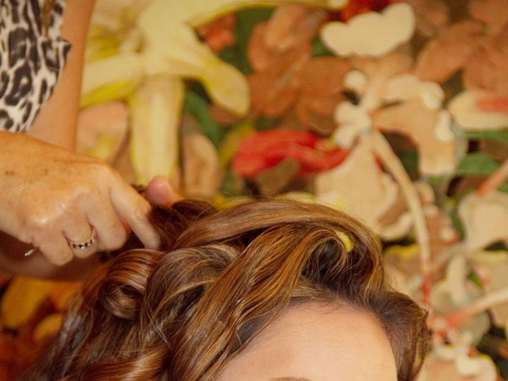 Tmx 1386615061105 Tiffany Ramon S Wedding Gettingready 000 Boca Raton, FL wedding beauty