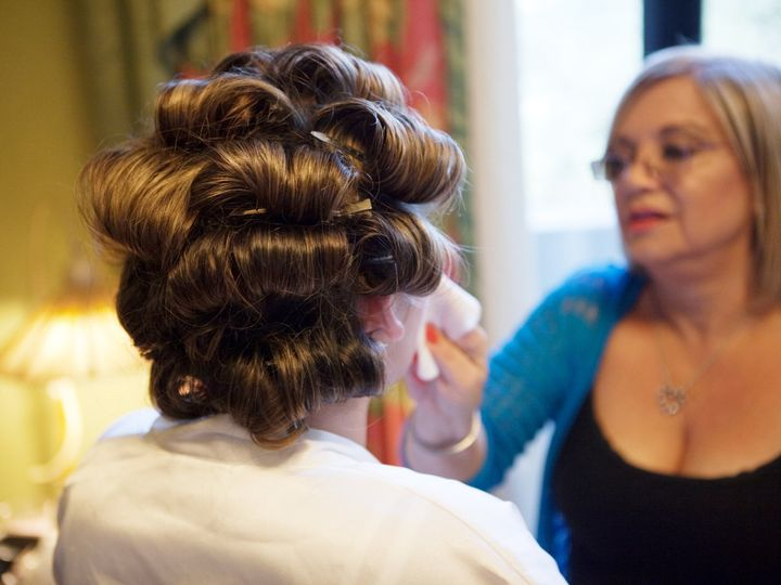 Tmx 1386615119336 Tiffany Ramon S Wedding Gettingready 003 Boca Raton, FL wedding beauty