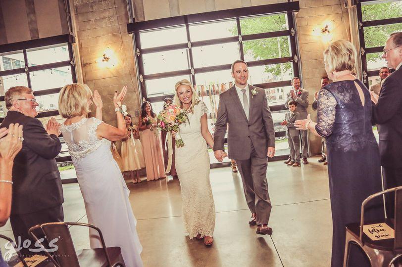 The newlyweds | Gloss Photography