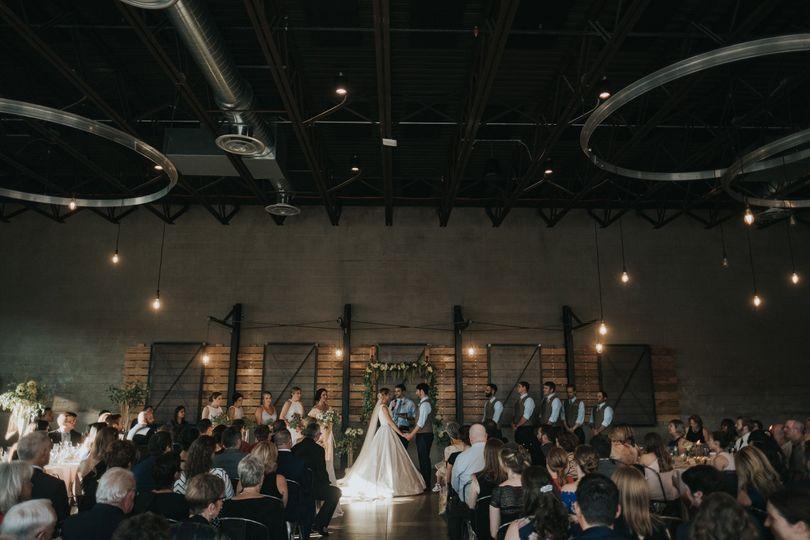 Wedding ceremony | Uttke Photography