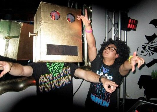 Party Rock Themed Event