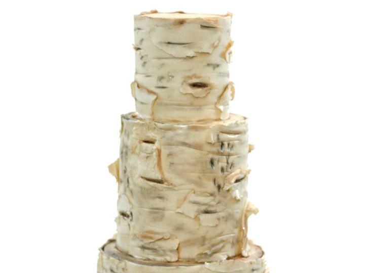 Tmx 1414180298157 Birch Wedding Cake Huntingdon Valley, PA wedding cake