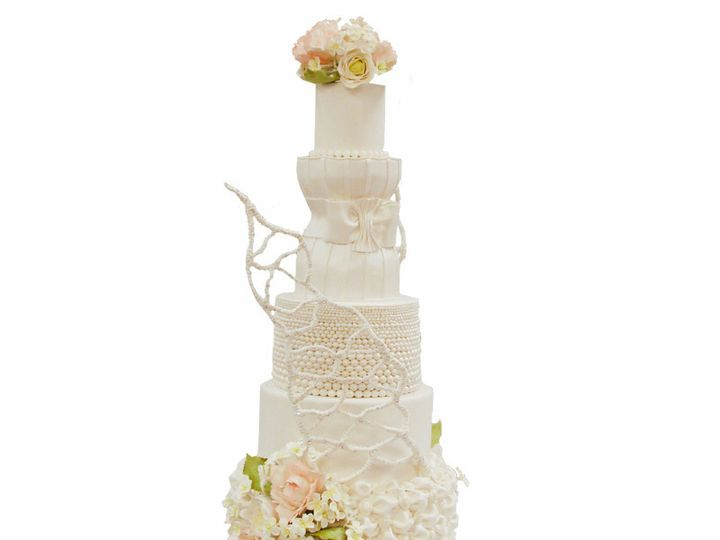 Tmx 1418925063388 Let Them Eat Cake Competition Cake Huntingdon Valley, PA wedding cake