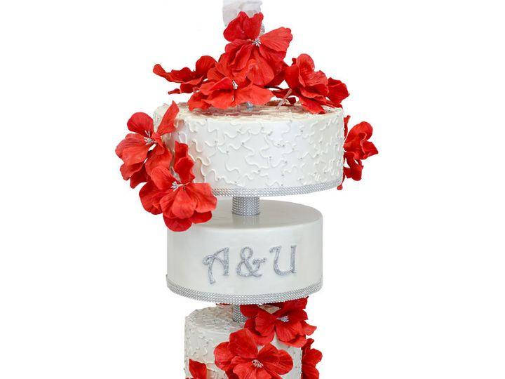 Tmx 1432746974367 Hanging Cake Huntingdon Valley, PA wedding cake