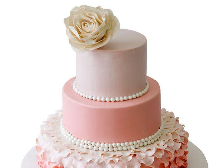 Tmx 1443129428604 Falls Manor Wedding Cake Huntingdon Valley, PA wedding cake