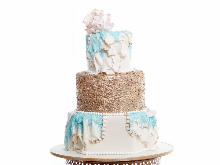 Tmx 1443130264355 Mg0057 Huntingdon Valley, PA wedding cake