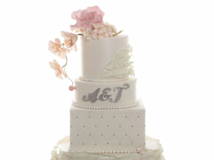 Tmx 1458763988393 Img1521 Huntingdon Valley, PA wedding cake