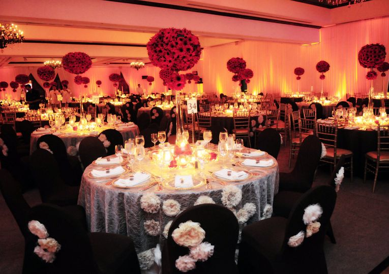 Red style reception