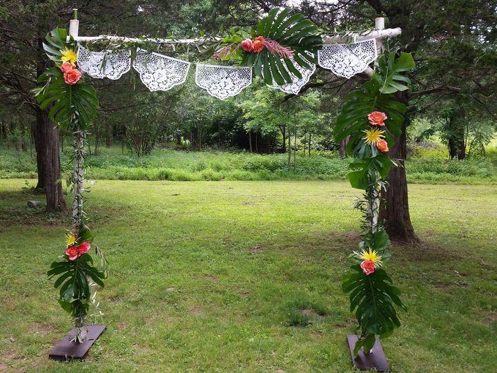 Tmx 1479316270326 Chuppah Single Kaaterskill 2 Saugerties, New York wedding florist