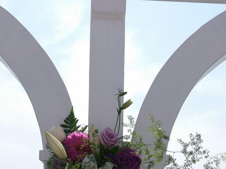 Tmx 1479498452288 Elianapurplespray 2 Saugerties, New York wedding florist