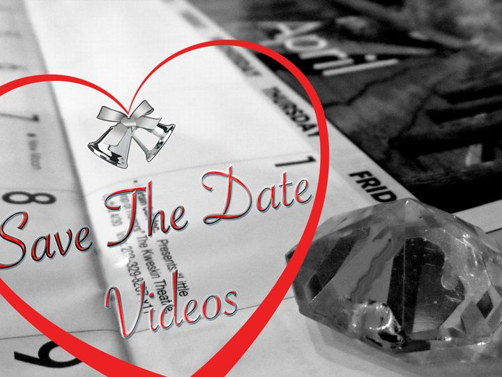 Tmx 1483200062200 Nwe Save The Date Promo Pic Norwalk, CT wedding videography