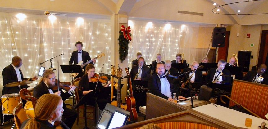 Big Band Roaring 20s Jazz