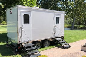 Grand Luxury Restroom Trailers