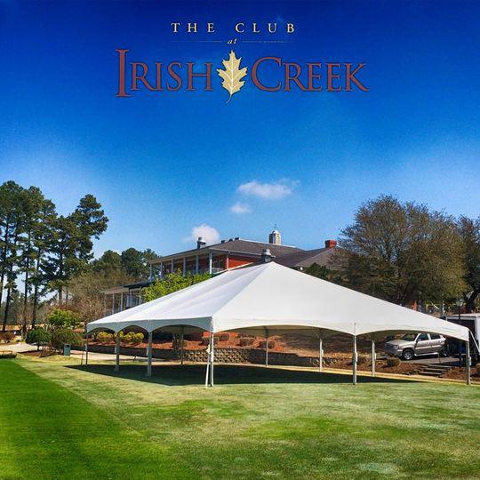 Private Reception Tent