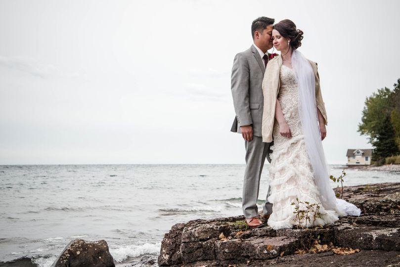 North Shore Wedding Photograph
