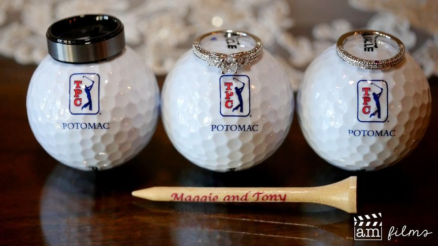 golf rings