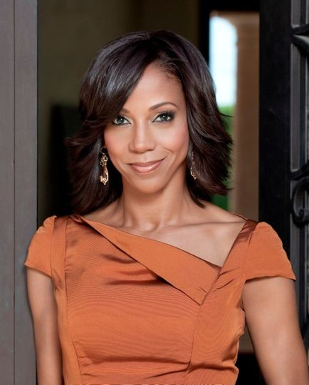 Celebrity, Author, Activist Holly Robinson Peete, friend to the organization, sharing her marriage...