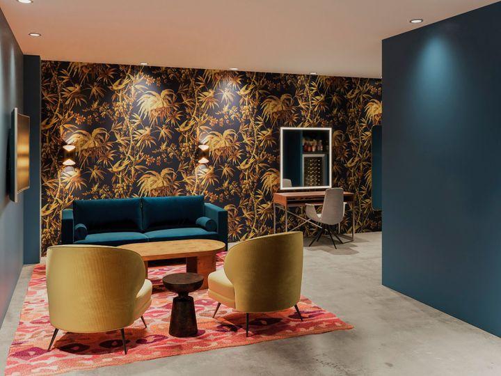 Greenroom/Bridal Suite