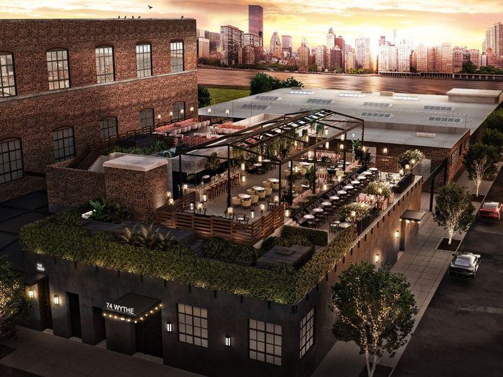 Tmx Aerial3 51 1944237 158697487230197 Brooklyn, NY wedding venue