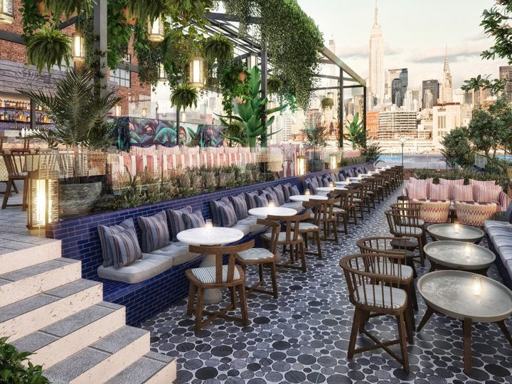 Tmx Roof2 51 1944237 158697522733075 Brooklyn, NY wedding venue