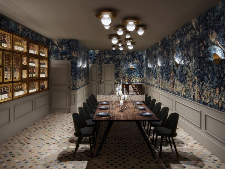 Tmx The Dining Loft Rendering 51 1944237 158699860043495 Brooklyn, NY wedding venue
