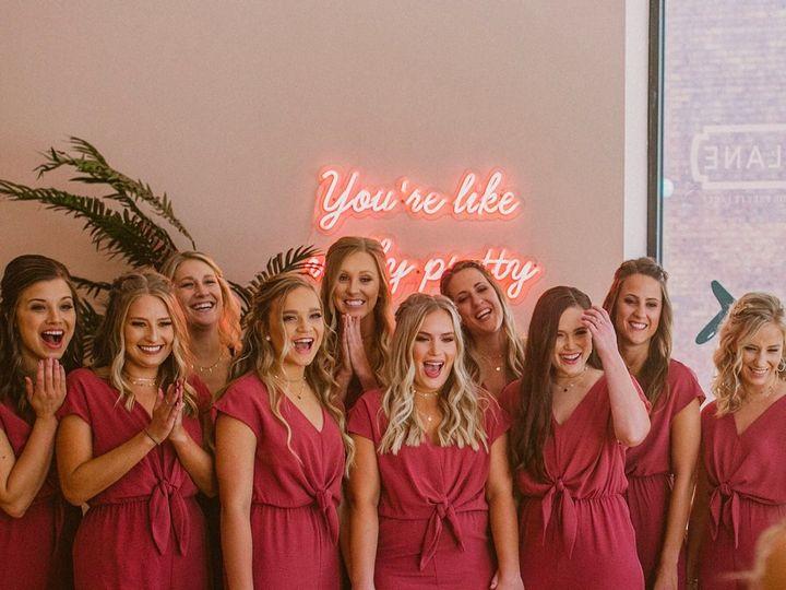 Tmx Jordan Bridal Party 51 1165237 1573166232 Cedar Rapids, IA wedding beauty