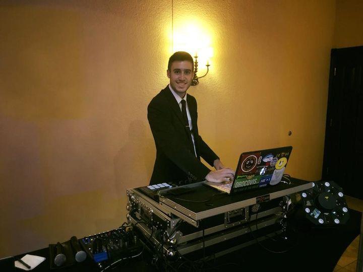 DJ Andrew Hays