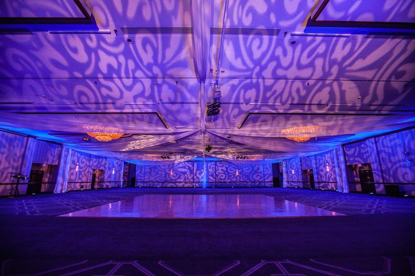 doubletree weddings uplighting web 15 of 35