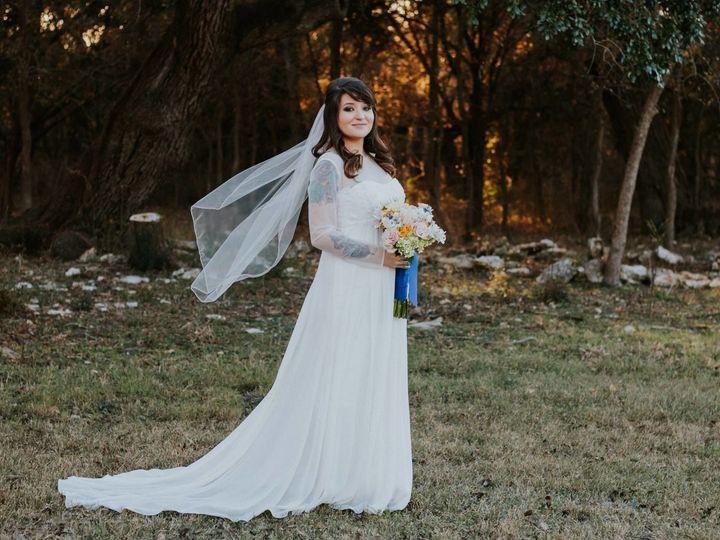 Tmx 1522611409 F53fc9f018e070a0 1522611408 D8e7efd80c3a9c74 1522611404664 4 Bride With Bouquet Temple, TX wedding venue