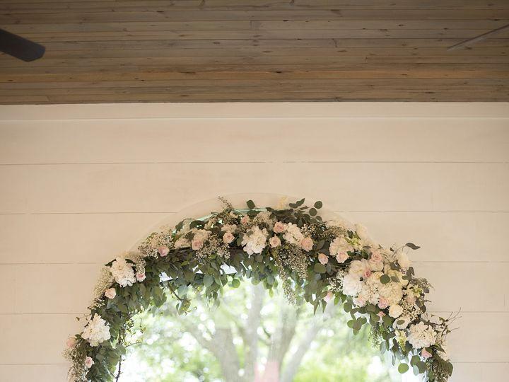Tmx 1529105204 0cfca76af51de1a7 Chapel Flowers On Arch Melody C Photography Temple, TX wedding venue
