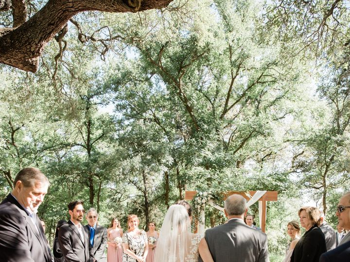 Tmx 1529105630 A5ecd9ddddbb5fc0 1529105627 9a05e107751eb4f9 1529105621330 6 Bride And Dad In A Temple, TX wedding venue