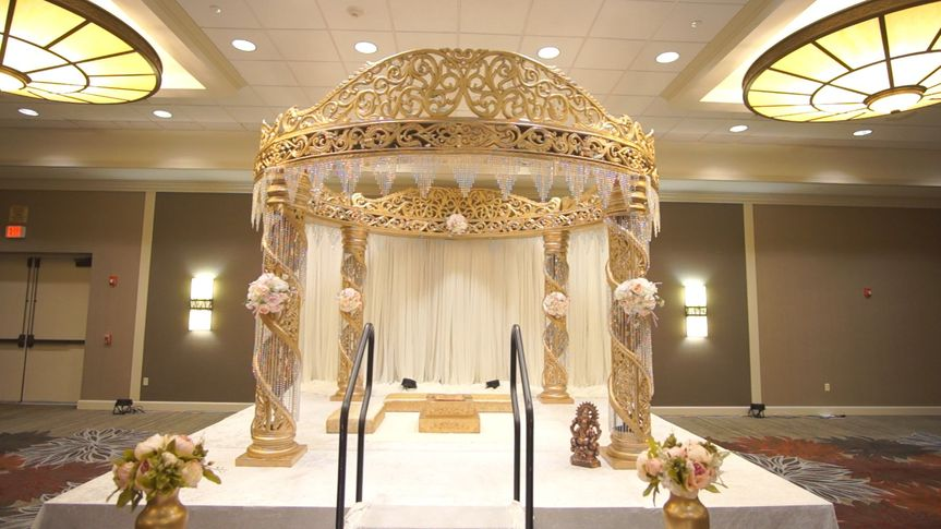 The Beautiful Ceremony Space
