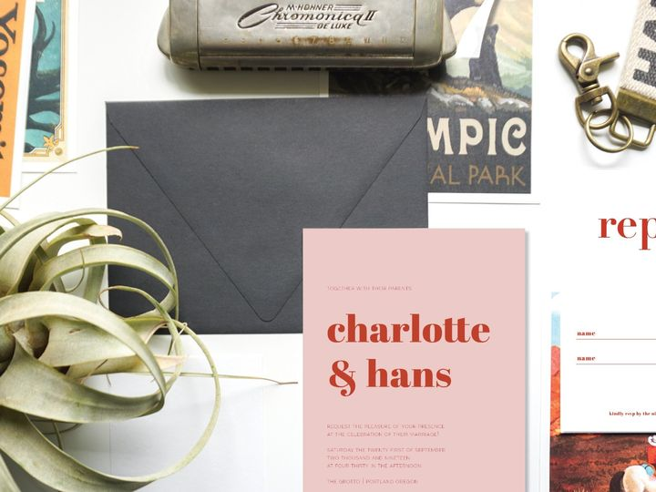 Tmx Charlotte Mockup 51 1059237 1555621722 Portland, OR wedding invitation