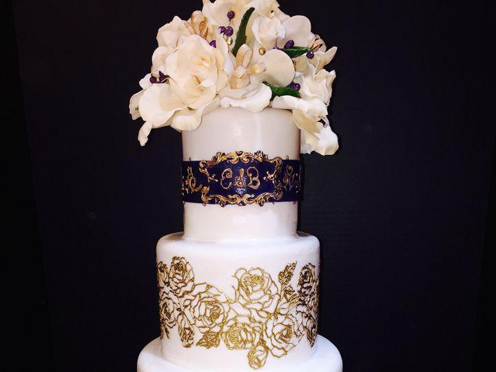 Tmx 1445353683280 Img5923 Woodbridge, District Of Columbia wedding cake