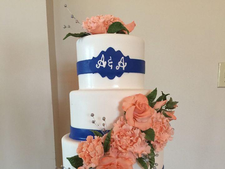 Tmx 1467995659321 Img7478 Woodbridge, District Of Columbia wedding cake