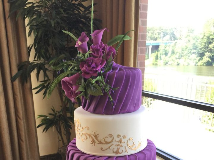 Tmx 1467995716067 Img7683 Woodbridge, District Of Columbia wedding cake