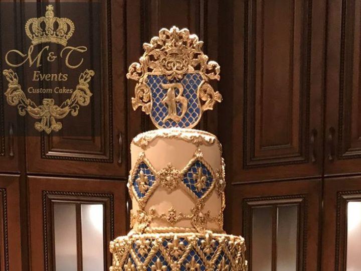 Tmx 1516479443 D3991c160cc4882e 1516479440 C5ba569f6ce8dcec 1516479437371 3 Screen Shot 2018 0 Woodbridge, District Of Columbia wedding cake