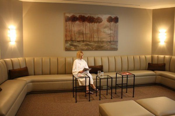 Our relaxation room at Westchester