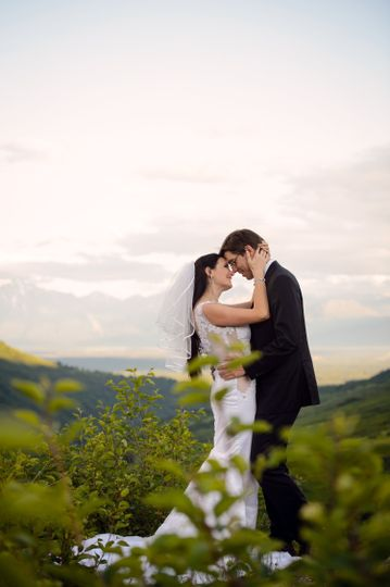 Hatcher pass couple